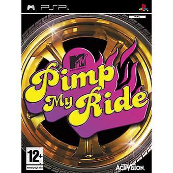 Pimp My Ride (PSP) - Usine scellée