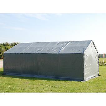 Namiot magazynowy PRO Telthal 4x8x2x3,1m, PE, Szary