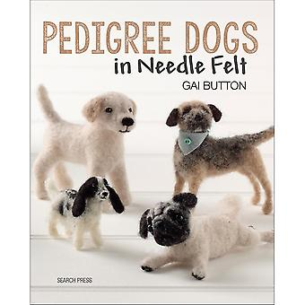 Search Press Books-Pedigree Dogs In Needle Felt SP-10344