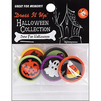 Dress It Up Holiday Embellishments Sewfun Halloween Diuhlday 6301