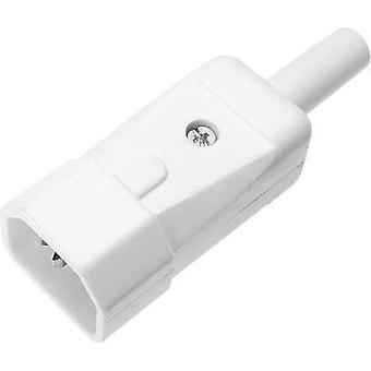 IEC connector C14 Series (mains connectors) 749 Plug, straight T