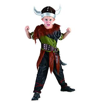 Dimasa Viking Costume Size 4-6 Years (Enfants , Jouets , Deguisements)