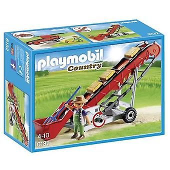Playmobil 6132 Hay Bale Conveyor (Toys , Dolls And Accesories , Miniature Toys , Sets)