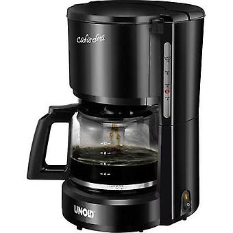 Coffee maker Unold Compact Black Cup volume=10 Plate warmer