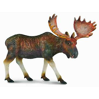 Collecta moose -L- (Toys , Dolls And Accesories , Miniature Toys , Animals)