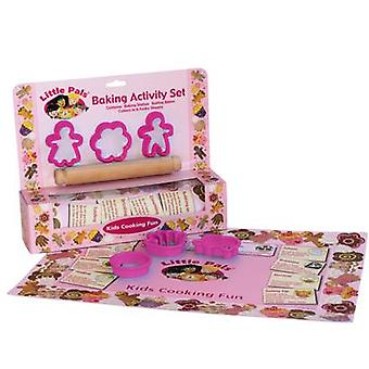 Little Pals Childrens Baking Activity Set