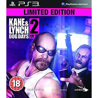 Kane and Lynch 2 Limited Edition (PS3)