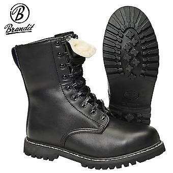 Brandit men Springer boots with lining