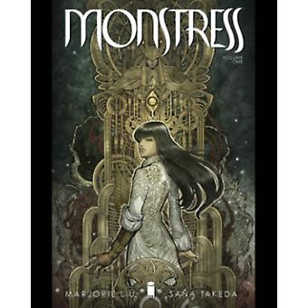 Monstress Vol. 1: Awakening by Liu Marjorie