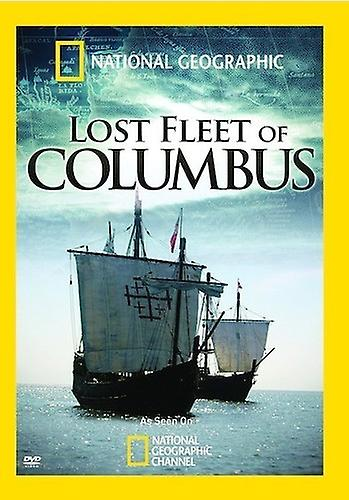 National Geographic: Lost Fleet of Columbus [DVD] USA import