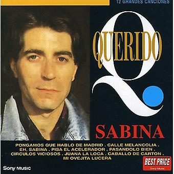 Joaquin Sabina - Querido Sabina [CD] USA import
