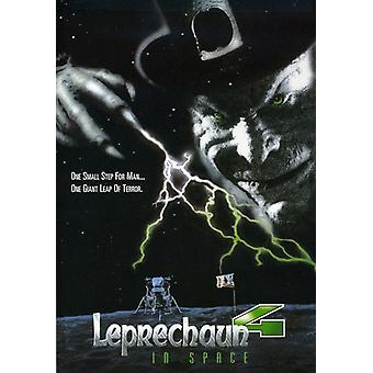 Leprechaun 4-in Space [DVD] USA import