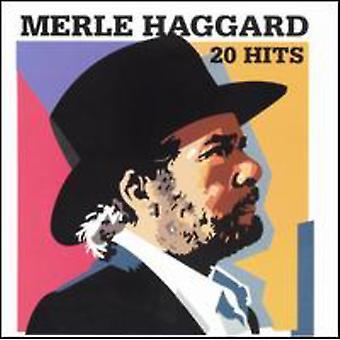 Merle Haggard - Merle Haggard: Vol. 1-Twenty Hits Special Col [CD] USA import