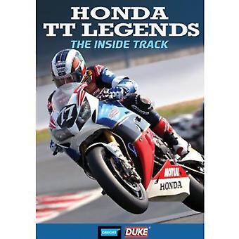TT Legends: Insiderviden [DVD] USA importen