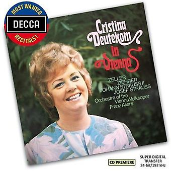 Deutekom / Allers / Wiener Volksopernorchester - Most Wanted Recitals: Cristina Deutekom in Vienna [CD] USA import