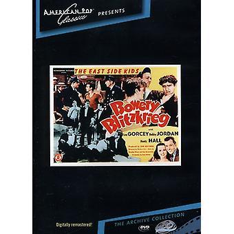 Bowery Blitzkrieg (1941) [DVD] USA import