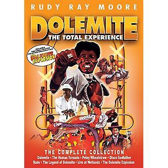 Moore, Rudy Ray - Dolemite: Den samlede oplevelse [DVD] USA import