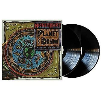 Mickey Hart - importación de Estados Unidos planeta tambor [vinilo]