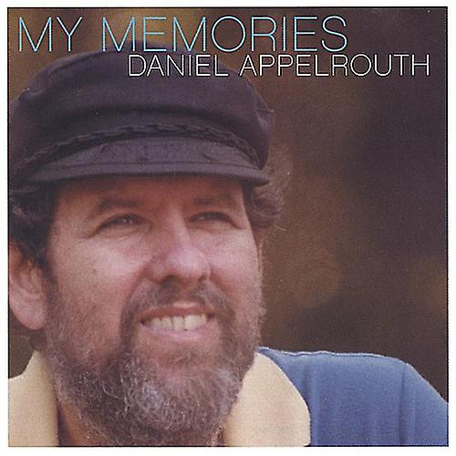 Daniel Appelrouth - My Memories [CD] USA import