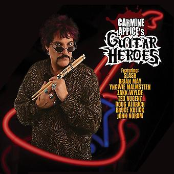 Carmine Appice Guitar helte - Guitar Heroes [CD] USA import