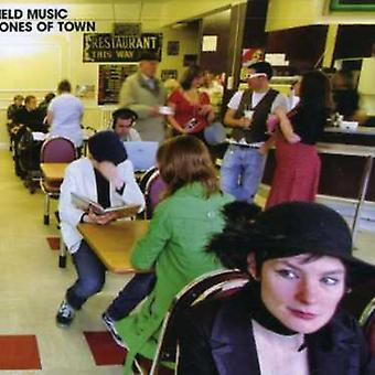 Field Music - Tones of Town [CD] USA import