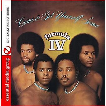Formel IV - Come & Get Yourself Some [CD] USA importieren