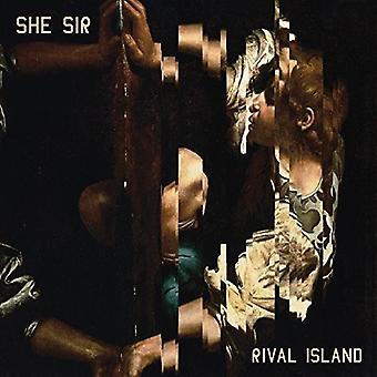 Hun Sir - Rival Island [CD] USA import