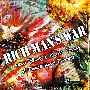 Rich Man's War - Rich Man's War [CD] USA import