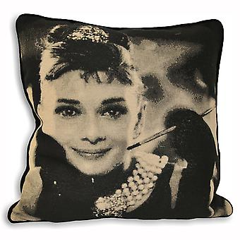 Riva Home Hollywood Audrey Hepburn Cushion Cover