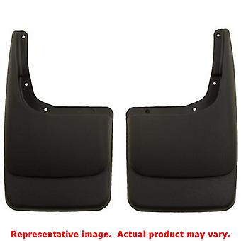 Husky Liners 57601 Black Custom Molded Mud Guards   FITS:FORD 2004 - 2014 F-150