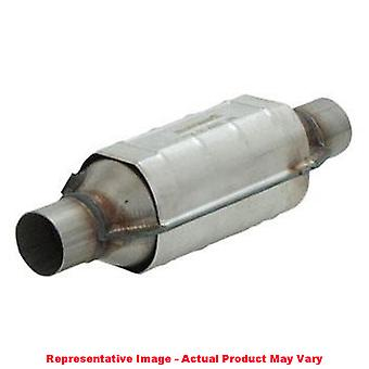 Flowmaster Catalytic Converters - 49 State Universal 2230124 2.25in Inlet / Out