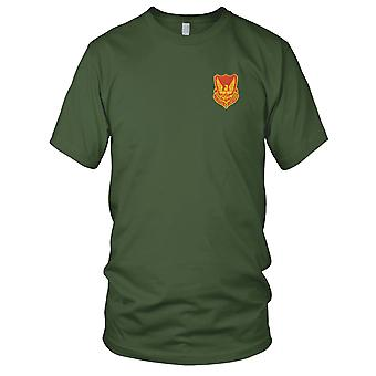 US Army - 39th Field Artillery Regiment Embroidered Patch - Ladies T Shirt