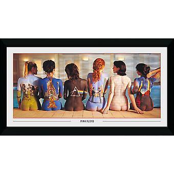 Pink Floyd Back katalog samler trykte 50x100cm