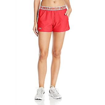 Under Armour ladies play up shorts 2.0 shorts 1292231-693