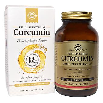 Solgar Full Spectrum Curcumin 90softgels