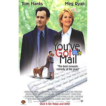 Youve Got Mail Movie Poster (11 x 17)