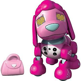 Toy robot Spin Master Zoomer Zuppies Love - Glam
