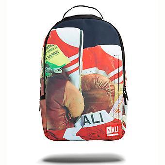 Sprayground Muhammed Ali Stuffed Backpack - Multi