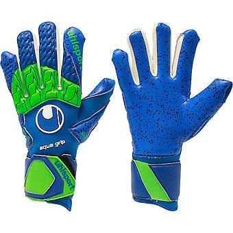 UHLSPORT AQUAGRIP HN Goalkeeper Gloves Size