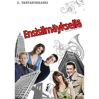 A prima vista, How I Met Your Mother (stagione 2) (DVD)