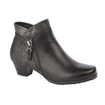 Cipriata Womens/Ladies Angelica Zip Ankle Boot