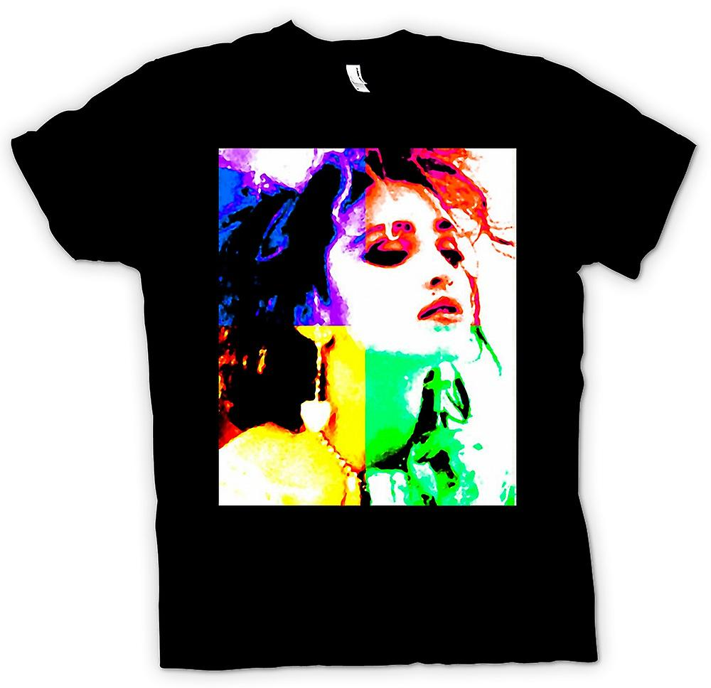 Herren T-Shirt - Madonna - Pop-Art-
