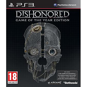 Onteerde Game of the Year Edition (PS3)