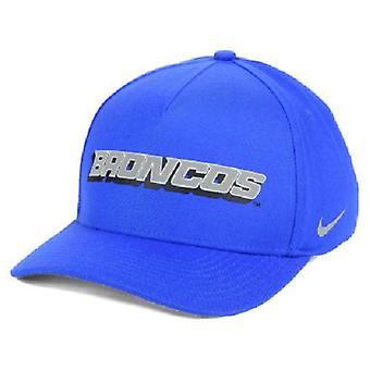 Boise stat Broncos NCAA Nike lokale Dri-Fit Swoosh Flex monteret Hat