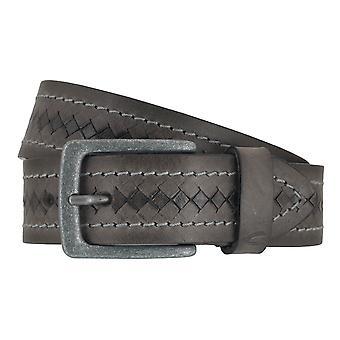 Camel active belts men's belts leather belt grey 6907