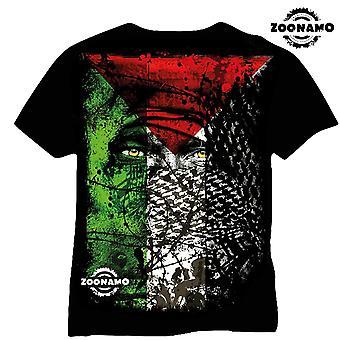 Zoonamo T-Shirt Palestine of classic