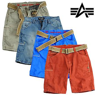 Alpha industries shorts Lancer