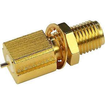 SMA connector Sleeve socket 50 Ω Telegärtner J01151A0451