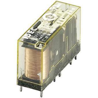 Idec RF1V-2A2BL-D24 PCB relays 24 Vdc 6 A 2 makers, 2 breakers 1 pc(s)