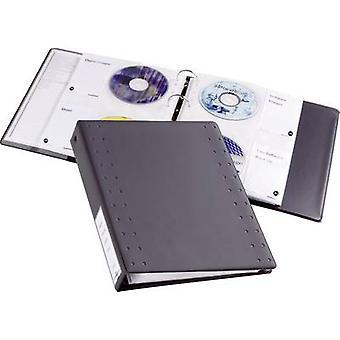 Durable CD/DVD folder 40 CDs/DVDs/Blu-rays Anthr